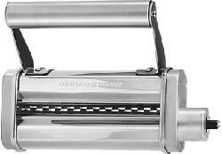 WMF PROFI PLUS Coupe-tagliatelles - Coupe-Tagliatelle (Cromargan mat)