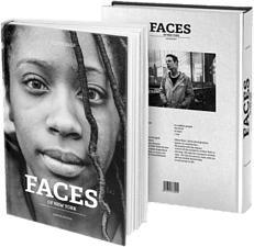 MEDIA MARKT BOOK FACES OF NEW YORK -