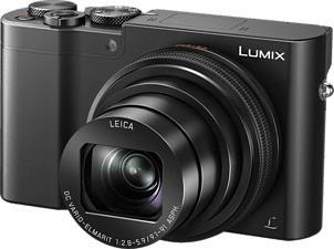PANASONIC Lumix DMC-TZ101 - Fotocamera compatta (Risoluzione efficace della foto: 20 MP) Nero