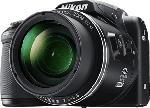 MediaMarkt NIKON Coolpix B500 - Bridgekamera (Fotoauflösung: 16 MP) Schwarz
