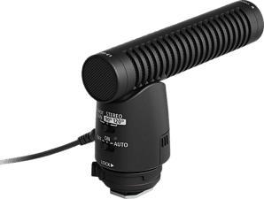 CANON DM-E1 STEREO MICROPHONE - Richtmikrofon (Schwarz)