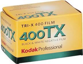 KODAK 400TX - Instant Film (Gelb)