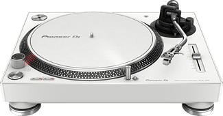 PIONEER DJ PLX-500 - Platine (Blanc)