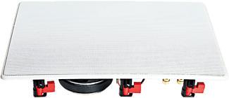QUADRAL Casa W80B - Paire de haut-parleurs encastrables avec boîtier (Blanc)