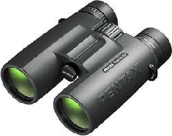 PENTAX ZD ED 10X43 - binocolo (Nero)