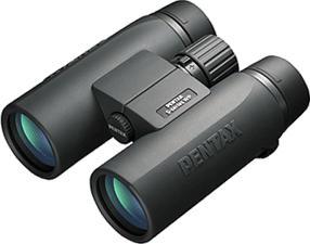 PENTAX SD WP 8X42 - Fernglas (Schwarz)