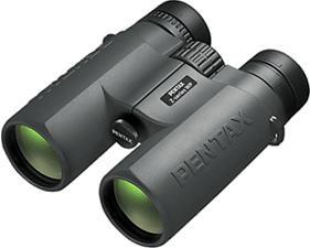 PENTAX ZD WP 10X43 - Fernglas (Schwarz)