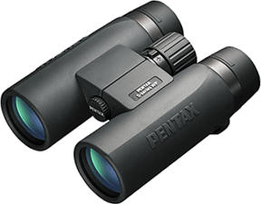 PENTAX SD WP 10X42 - Fernglas (Schwarz)