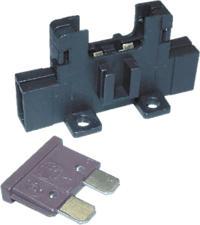 AIV ATC - Sicherungshalter (Mehrfarbig)