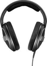 SENNHEISER HD 559 - Kopfhörer (On-ear, Schwarz/Anthrazit)