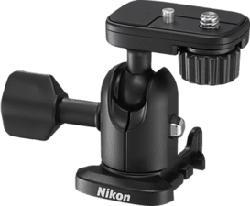 NIKON AA-1B - Adaptersockel für KeyMission (schwarz)