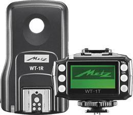 METZ Wireless Trigger WT-1 Kit für Nikon - Funk-Trigger (Schwarz)