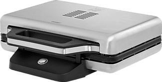 WMF Lono - Sandwich-Toaster (Edelstahl/Schwarz)