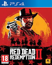 PS4 - Red Dead Redemption 2 /D