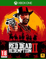 Xbox One - Red Dead Redemption 2 /D