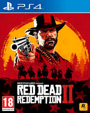 PS4 - Red Deas Redemption 2 /F
