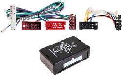 RTA 003.111-0 - Vollaktiv- Low Level Premium Adapter (Schwarz)