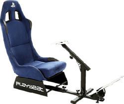 PLAYSEAT Evolution PlayStation - Gaming Stuhl (Blau)