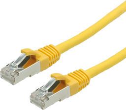 VALUE 21.99.1262 - Netzwerkkabel (Gelb)