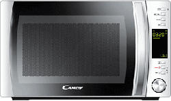 CANDY CMW 22D W - Micro-ondes - 800 Watts - Volume de l'espace de cuisson 22 litre - Blanc - Micro-ondes (Blanc)