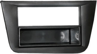 RTA RTA 001.123-0 - Diaframma incassato (Nero)