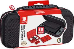 BIG BEN Travel Case - Transporttasche für Nintendo Switch (Schwarz)
