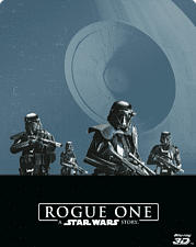 Rogue One - A Star Wars Story - 3D Steelbook Action 3D Blu-ray (+2D)