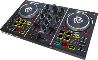 NUMARK Party Mix - DJ-Controller (Schwarz)