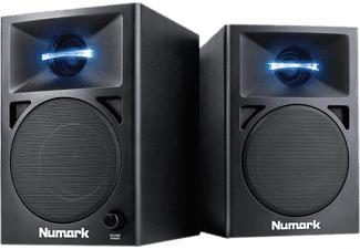 NUMARK N-Wave 360 - Moniteurs DJ (paire) (Noir)