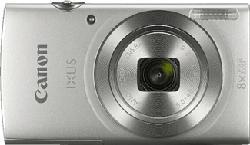 CANON Ixus 185 - Kompaktkamera (Fotoauflösung: 20 MP) Silber