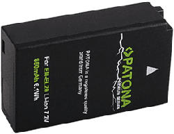 PATONA Nikon EN-EL20 - Batterie (Noir)