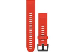 GARMIN 010-12496-03 - QuickFit™ Uhrenarmbänder (Rot)