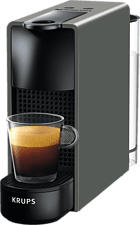 KRUPS Essenza Mini XN110B - Machine à café Nespresso® (Grey)