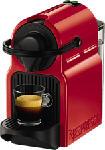 MediaMarkt KRUPS Inissia XN1005 - Nespresso® Kaffeemaschine (Red)