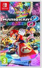 Switch - Mario Kart 8 Deluxe /D