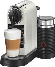 DE-LONGHI Citiz & Milk EN267.WAE - Nespresso® Kaffeemaschine (White)