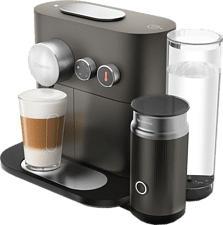 DE-LONGHI Expert & Milk EN355.GAE - Machine à café Nespresso® (Anthracite)