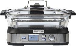 CUISINART STM1000E - Cucina a vapore digitale (Argento)