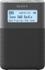 SONY XDR-V20DH - Radio-réveil (DAB+, FM, Gris)