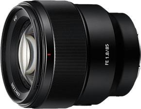 SONY FE 85mm F1.8 - Objectif à focale fixe