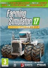 PC - Landwirtschafts Simulator 17: Offizielles Big Bud Add-On /F