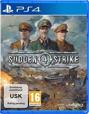 PS4 - Sudden Strike 4 /F