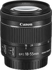 CANON EF-S 18-55mm f/3.5-5.6 IS STM - Obiettivo zoom