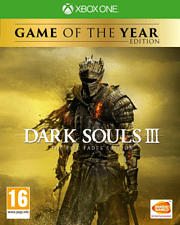 Xbox One - Dark Souls 3 Fired /I