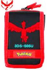 HORI 3DS-505U - Tragetasche (Rot)