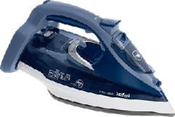 TEFAL FV9736 Ultimate Anti-Calc - Dampfbügeleisen (Blau)