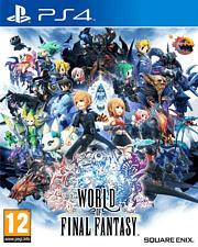 PS4 - World of Final Fantasy /F