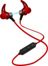 SBS Runner - Bluetooth Kopfhörer (In-ear, Rot/Schwarz)