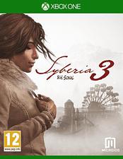 Xbox One - Syberia 3 /F