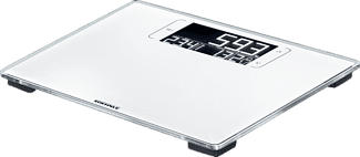 SOEHNLE STYLE SENSE MULTI 200 WHITE - bilancia pesapersone (Bianco)
